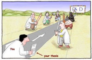 Does your masters have to relate to your phd?