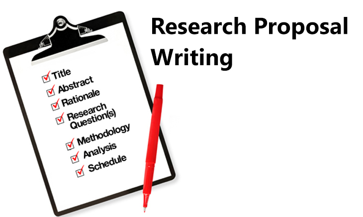 the research proposal Lesson objectives the student will be able to: 1 list and describe the chapters and subsections of a research proposal and a research report and their proper order.